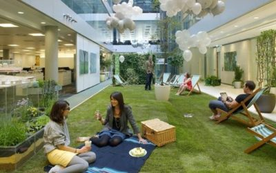 L'ufficio fa spazio al benessere Da residenza a esperienza
