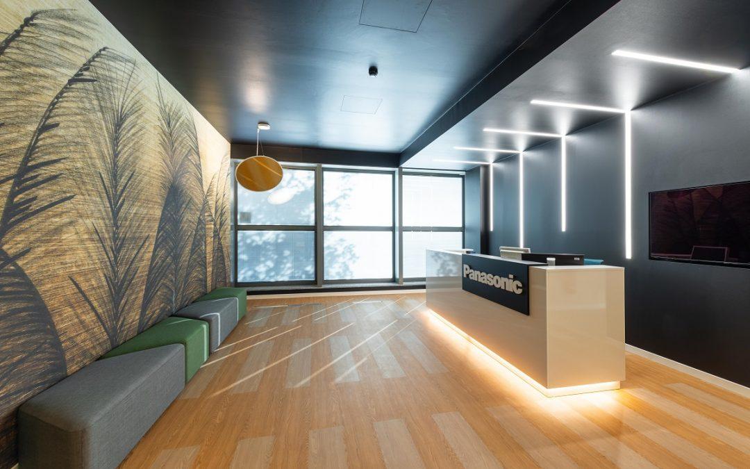 Il progetto di Panasonic su Office Layout : Lo Smart Working comincia dall'ufficio